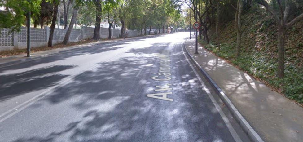 ironman marbella 70.3 recorrido bici
