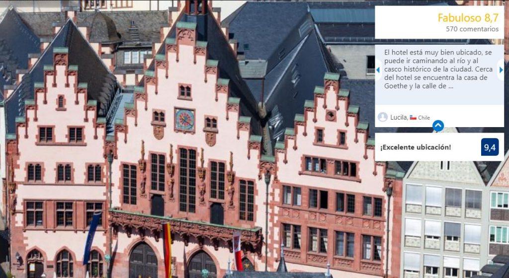 hotel Spenerhaus, frnakfurt