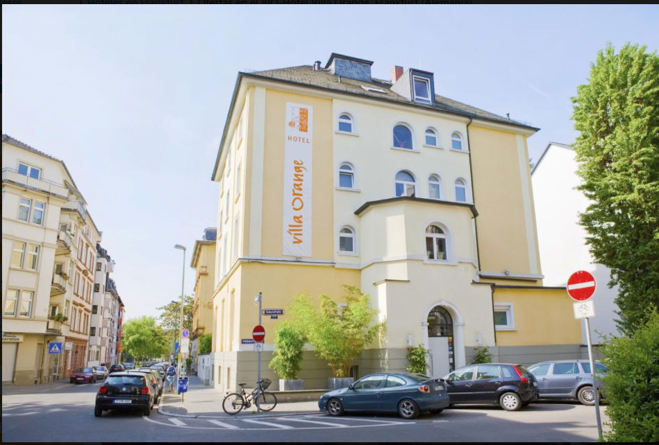hotel bio frnakfurt Im