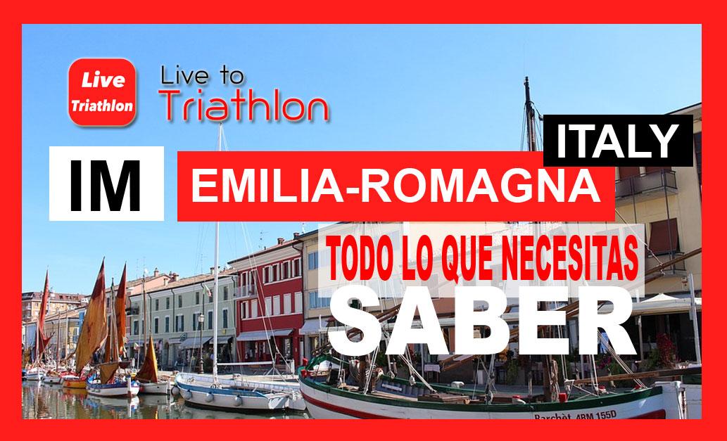 ironman emilia romagna italy