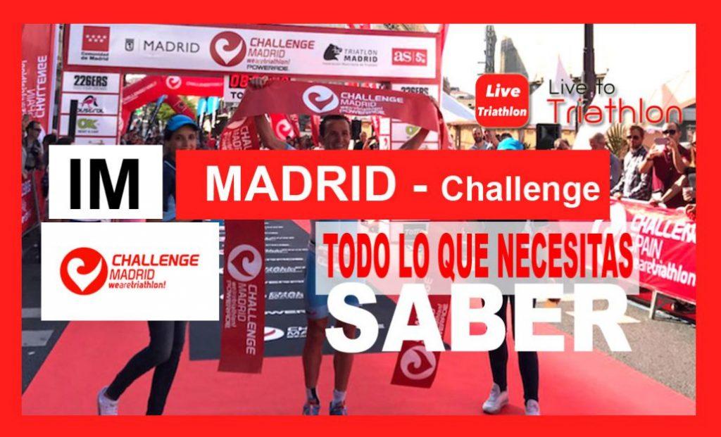 challenge Madrid Ironman