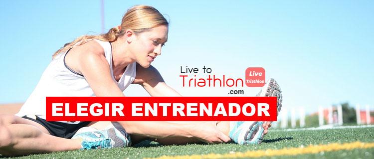 entrenador de triatlon ironman