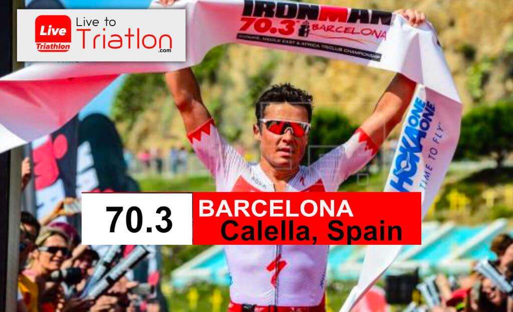 Half 70.3 Ironman Barcelona