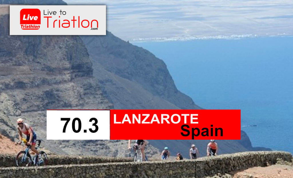 Half 70.3 Ironman Lanzarote